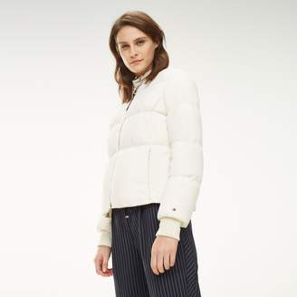 Tommy Hilfiger Down Puffer Bomber Jacket