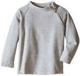 Nununu Side Zip Extra Soft Pullover Sweatshirt (Toddler/Little Kids)