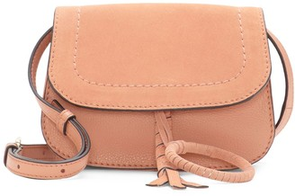 Vince Camuto Cory Convertible Leather Belt Bag