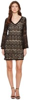 Scully Carey Lace Dress Nude Lining Women's Dress