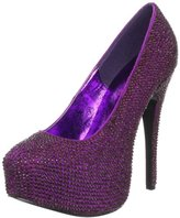 Pleaser USA Women's Teeze 06R PPSA RS Platform Pump