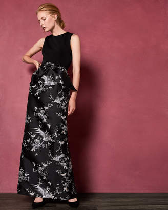 Ted Baker IIVYY The Orient maxi dress