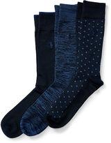 Polo Ralph Lauren Stretch Trouser Sock 3-Pack