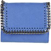 Stella McCartney Shaggy French Wallet