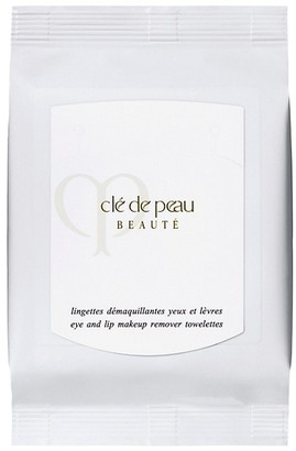Clé de Peau Beauté Eye & Lip Makeup Remover Towelettes