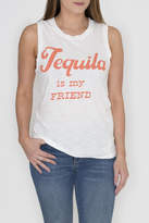 Junk Food Clothing Tequila Tank Top