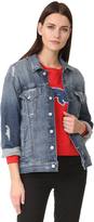 Mother The Drifter Denim Jacket