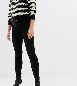 Miss Selfridge Skinny Jeans-Black