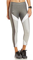 Under Armour Training HeatGear Color Blocked Ankle Crop Pants