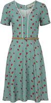 Sugarhill Boutique Pippa Strawberry Print Dress