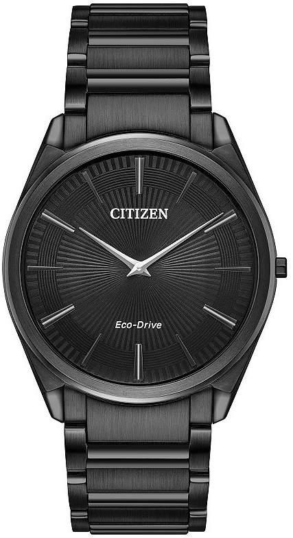 Citizen Mens Black Bracelet Watch-Ar3075-51e