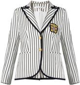 Veronica Beard Spirit Notched Collar Dickey Jacket