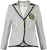 Veronica Beard Spirit Notched Collar Jacket