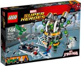 Lego Marvel Spider-Man Doc Ock`s Tentacle Trap