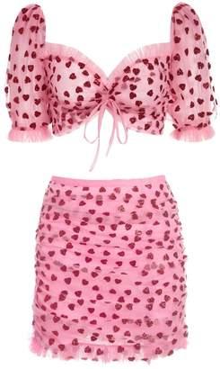 Lirika Matoshi Hearty Top & Skirt