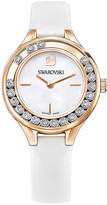 Swarovski Lovely Crystals Mini Watch, White
