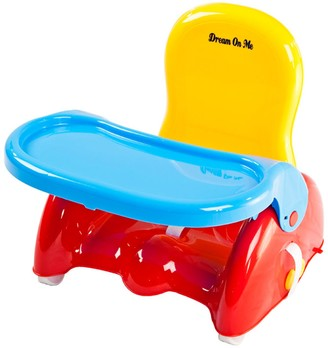 Dream On Me Brewster Folding Booster Seat