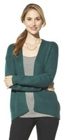 Mossimo Womens Long Sleeve Open Cardigan - Assorted Colors