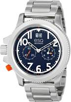ESQ by Movado ESQ Movado Men's 07301424 esq Fusion Round Multi-Eye Watch