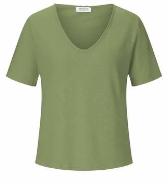 Rich & Royal rich&royal Women's Heavy Jersey Shirt T