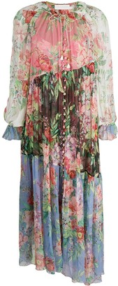 Zimmermann Bellitude floral-print dress