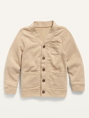 Old Navy French Terry Button-Front Cardigan for Toddler Boys