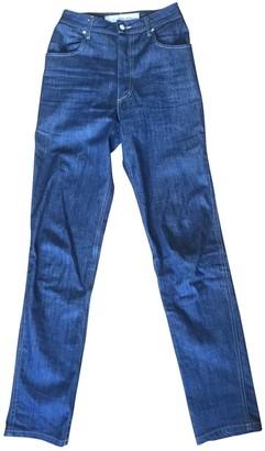 Eckhaus Latta Blue Denim - Jeans Jeans for Women