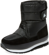 Rubber Duck Patent Snowjogger Boot