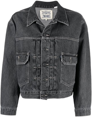 Levi's Made & Crafted Type II denim trucker jacket