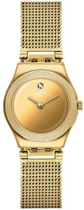 Swatch Luminescent Sand Watch