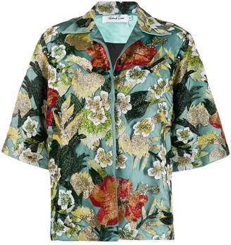 Richard Quinn bead-embellished jacket