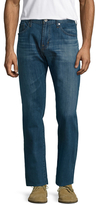 AG Adriano Goldschmied New Hero Straight Jeans