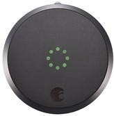 August Smart Lock, 2nd generation, Dark Gray