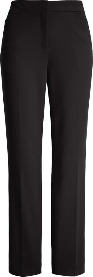 Halogen Crop Straight Leg Pants