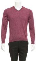 Brunello Cucinelli Pullover V-Neck Sweater