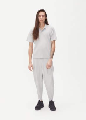 Issey Miyake Homme Plissé Basics Short Sleeve Shirt