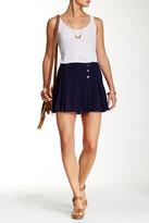 Free People Lovers Lane Mini Skirt