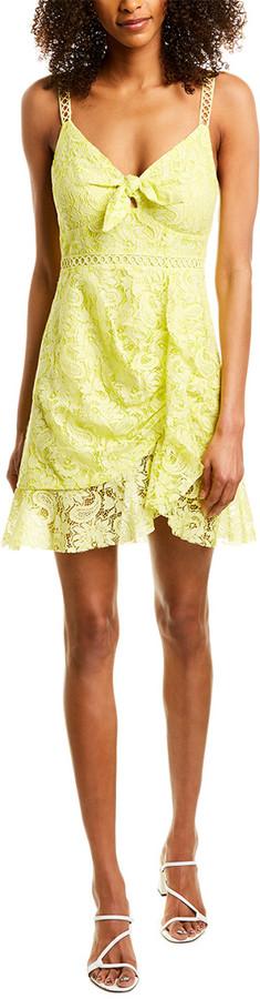 Astr The Label Joey Mini Dress