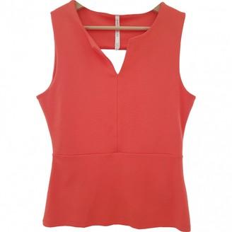 Karen Millen \N Orange Top for Women