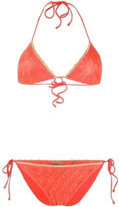 Missoni Mare Side Tied Bikini Set
