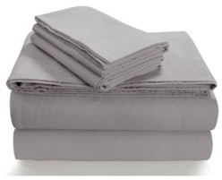 Tribeca Living Flannel Extra Deep Pocket Full Sheet Set Bedding