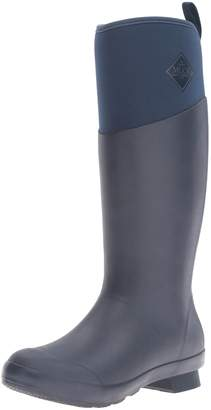 Muck Boot Muck Tremont Wellie Tall Rubber Women's Cold Weather Boots Forest Green