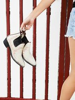 Faryl Robin Sanded Ridge Ankle Boot by at Free People