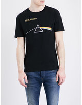 Sandro Pink Floyd Pure-cotton T-shirt