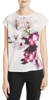 Ted Baker Women's 'Cosita' Floral Print Tee