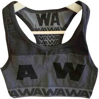 Alexander Wang Pour H&m Grey Top for Women