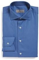 Canali Men's Regular Fit Dress Shirt