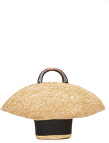 Eugenia Kim Flavia Straw Bag
