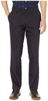 Dockers Straight Fit Signature Khaki Lux Cotton Stretch Pants D2 - Creased Navy) Men's Casual Pants