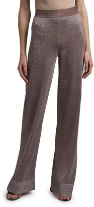 Missoni Shimmer Wide-Leg Pants
